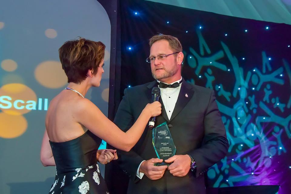 Pembrokeshire Business Awards - New Business Award